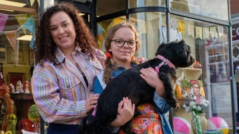 BBC Shares First Look At Tracy Beaker As A Mum For New Show