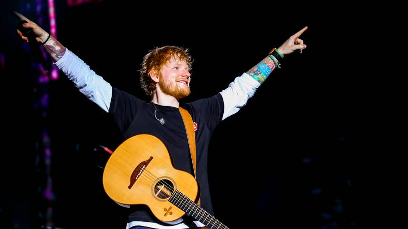 Ed Sheeran Made £44 Million Over The Last Three Years
