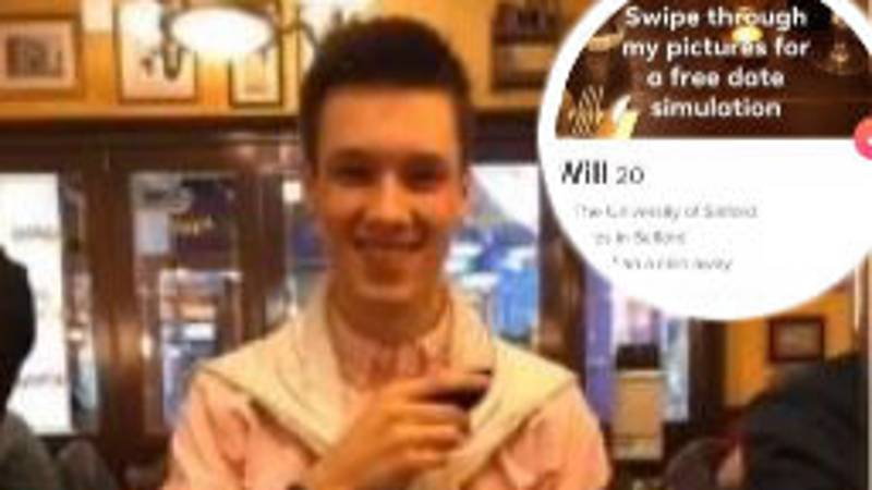 LAD Sets Up 'Free Date Simulation' On His Tinder Profile For Potential Matches