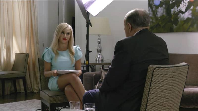 Borat 2 Director Jason Woliner Explains What Really Happened During Rudy Giuliani Scene