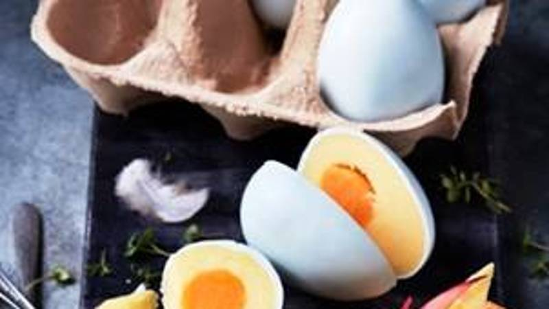 M&S Is Selling Half A Dozen Cheese Eggs For Easter