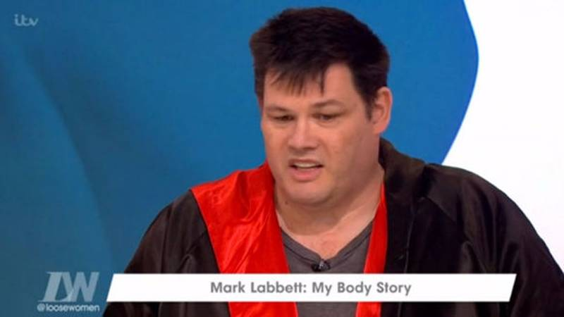 'The Beast' Strips Off On TV After Health Scare Shocked Him Into Losing Weight