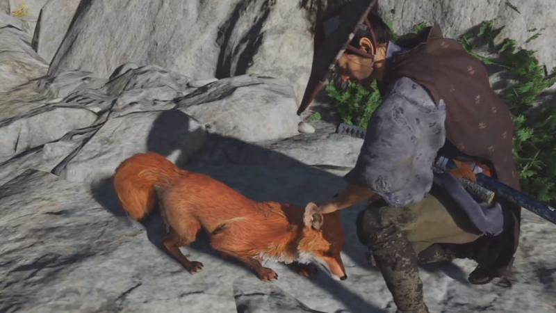 Foxes In Ghosts Of Tsushima Have Been Petted More Than Eight Million Times