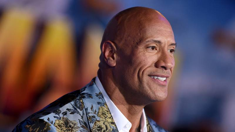 Dwayne Johnson Is Hollywood's Highest Earning Actor