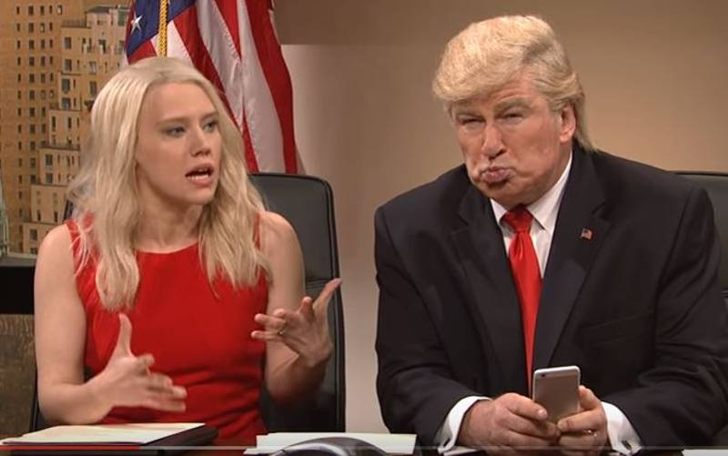 Alec Baldwin Will End SNL Trump Impression If He Releases Tax Returns