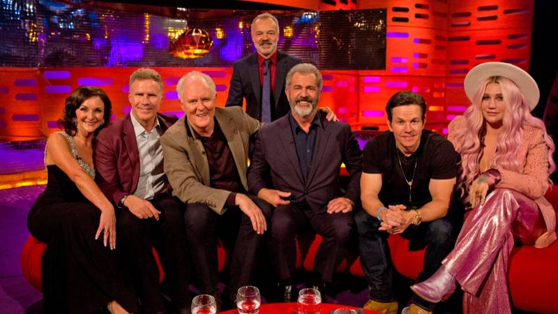 Will Ferrell Dancing The Rumba Was The Highlight Of A 'Graham Norton Show' To Remember