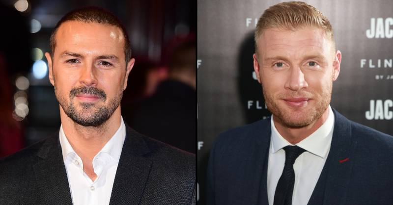 Paddy McGuinness And Andrew Flintoff Confirmed As New 'Top Gear' Hosts