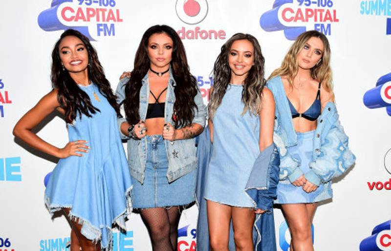 People Have Slammed Little Mix For Wearing 'Stripper Outfits' On 'X Factor'
