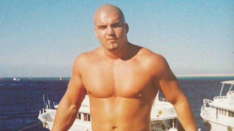 Eddie Hall Shares Throwback Photo Of Himself At 16