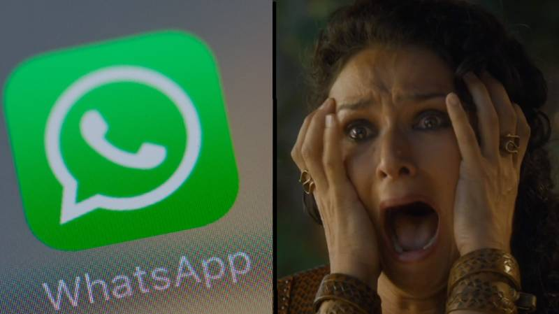 Don't Panic Guys But WhatsApp Is Down & Not Working