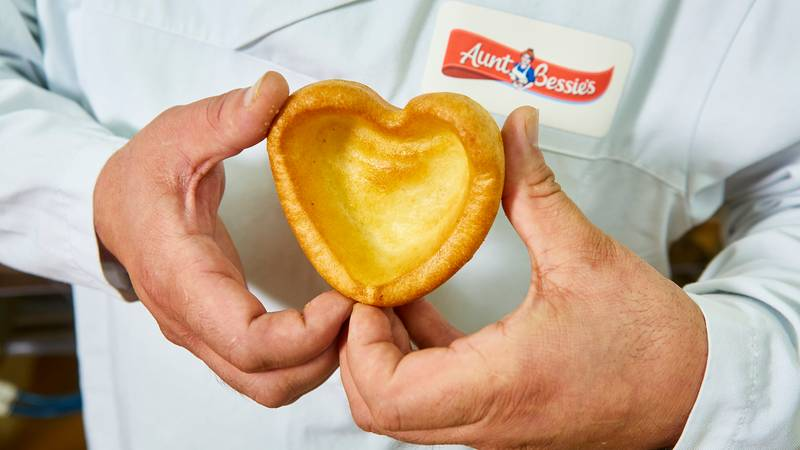 You Can Now Let Someone Know You Love Them With A Yorkshire Pudding