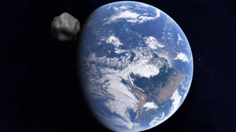 NASA Says 37-Metre Long Asteroid Will Make 'Near-Earth Approach' Today