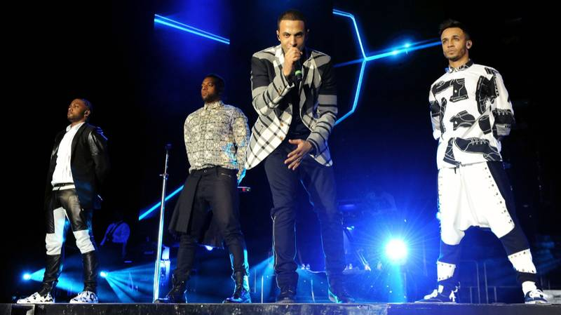 JLS Announce Comeback With 13-Date UK Tour