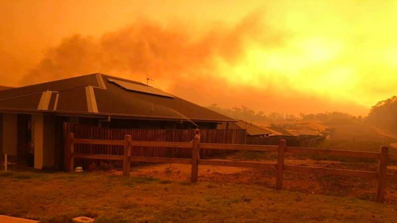 NSW Rural Fire Service Says All Bushfires Are Now Contained For The First Time This Season