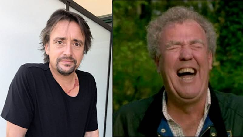 Jeremy Clarkson Questions Richard Hammond's Driving Ability After His Crash