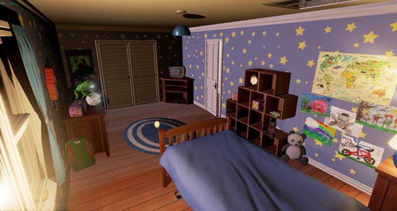 New Virtual Reality Game Pits You Against The Boogeyman