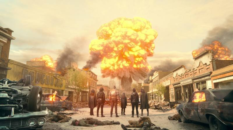 Netflix Shares Opening Scene Of The Umbrella Academy Season Two