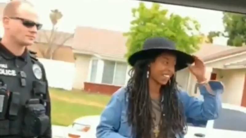 Bob Marley's Granddaughter Stopped By Police Over Burglar Call