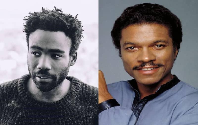 Star Wars Announces Donald Glover As Lando Calrissian In Han Solo Film