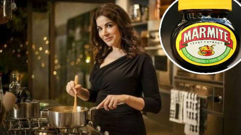 Nigella Fans Divided Over Her Marmite Pasta Recipe
