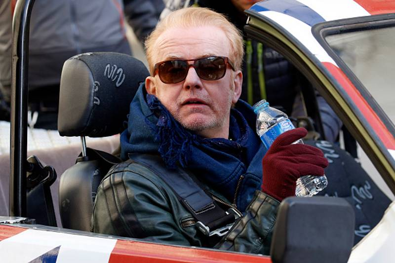 Top Gear Staff Were Apparently 'Celebrating' When Chris Evans Resigned