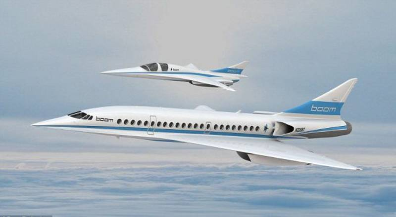 Jet That Gets You To New York In Three Hours Will Start Test Flights