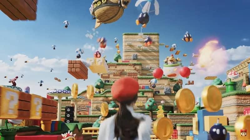 Universal Orlando's Super Nintendo World Due To Open In 2023