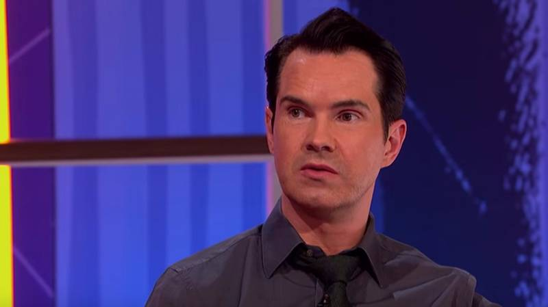 Jimmy Carr's Has Savage Put Down Of 'Your Face Or Mine' Guest