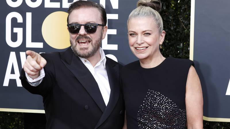 How Well Do You Know Ricky Gervais' Best Golden Globes Moments?