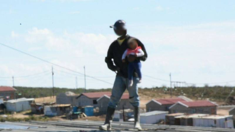 Baby Saved In South Africa After Being Thrown From Roof By Father During Protest