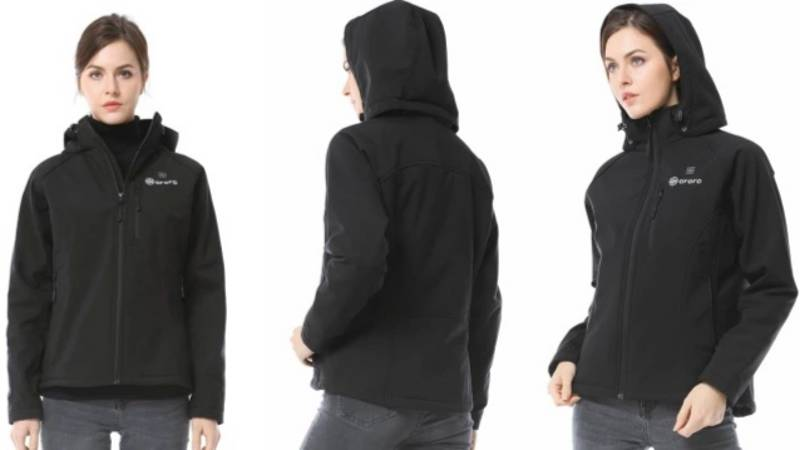 Never Suffer In The Cold Again With This Futuristic Heated Clothing