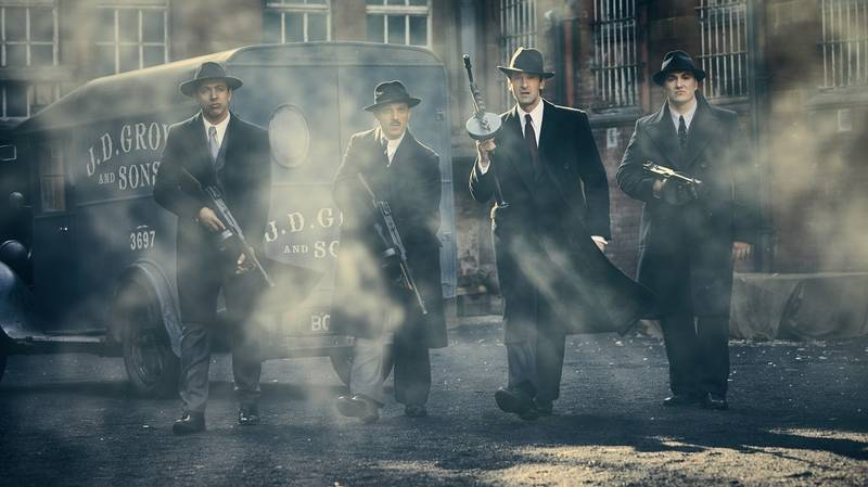 People Couldn't Believe The Plot Twist In The 'Peaky Blinders' Series 4 Finale