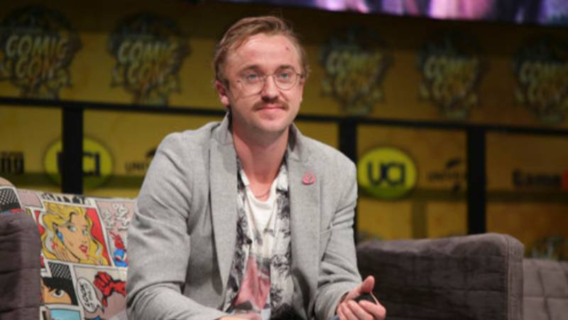 Harry Potter Star Tom Felton Is Selling Shout-Out Videos For £206