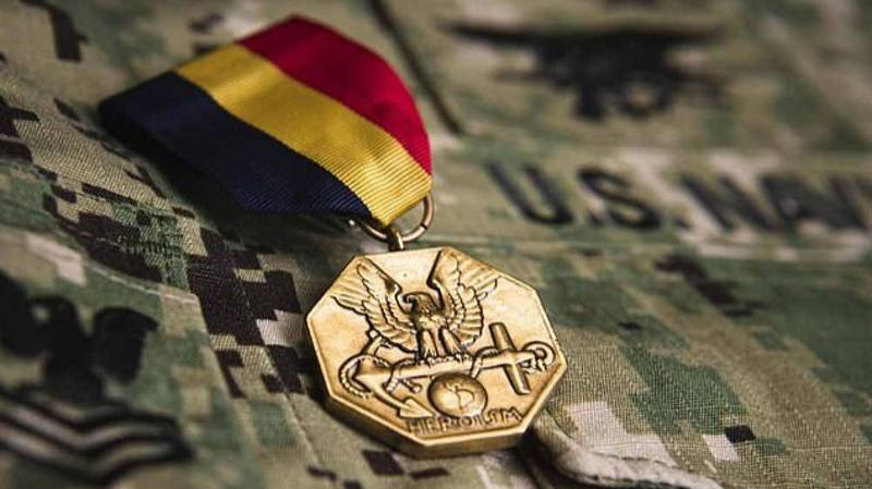 Navy SEAL Awarded Medal For Saving Three Children From Rip Current