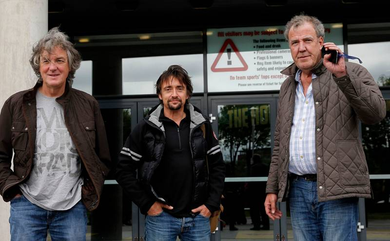 Jeremy Clarkson Will Be Sued By The BBC If He Does Any Of The Following