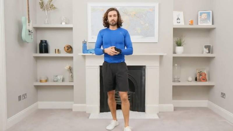 Joe Wicks Announces The Return Of Online PE Classes For England's Third Lockdown