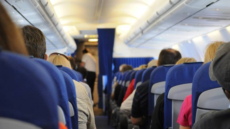 Man Asks If He Was Wrong To Charge Obese Plane Passenger For Taking Up Space