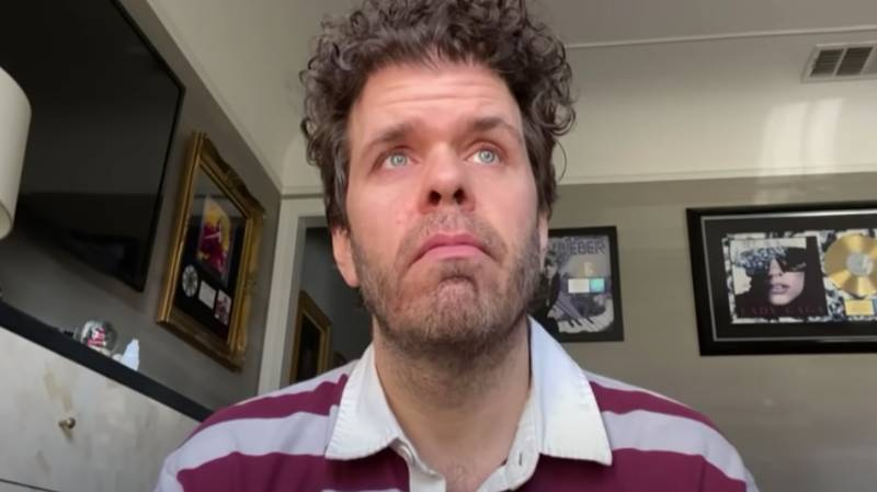 Perez Hilton Cries After Getting 'Permanently Banned' From TikTok