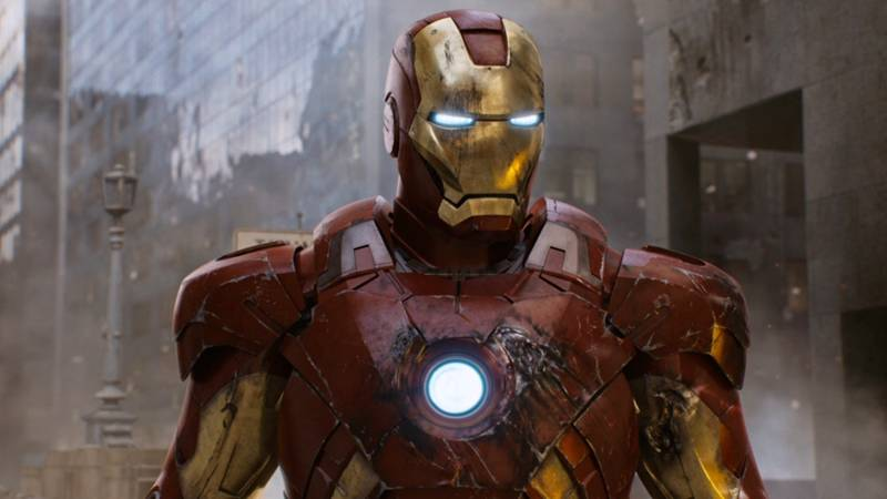 Original $325,000 'Iron Man' Suit Goes Missing