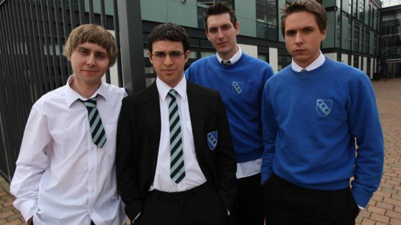 It's Been 10 Years Since 'The Inbetweeners' First Aired