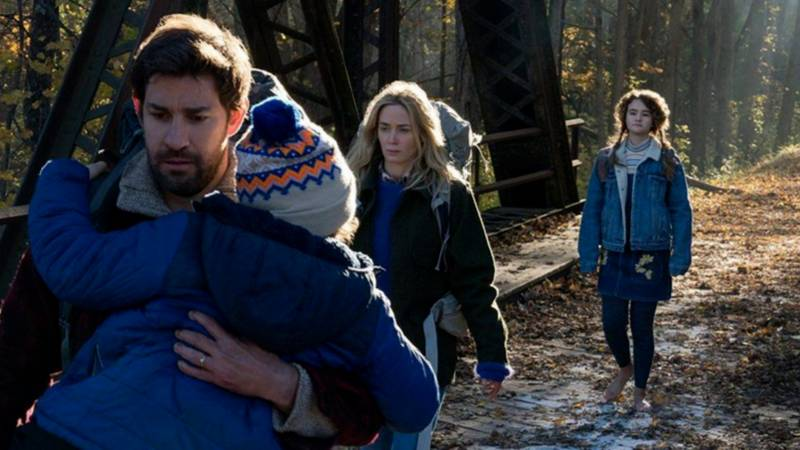 A Quiet Place 2 Has Started Filming