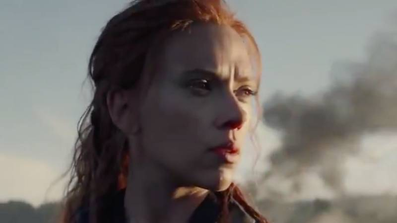 New Black Widow Trailer Is Released During Super Bowl