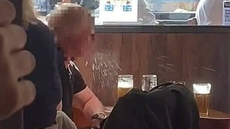 Video Of Man Spitting Beer In Pub Sparks Debate About Coronavirus Spread