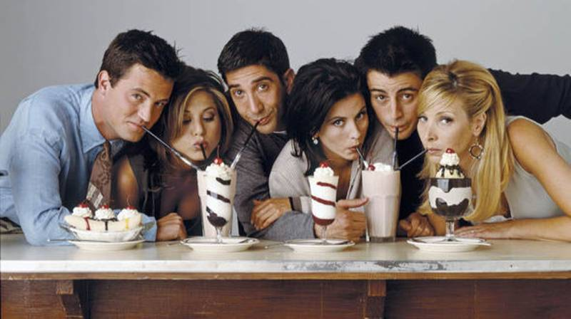 24 Years After 'Friends' First Aired, Here's How Much The Cast Is Worth Now