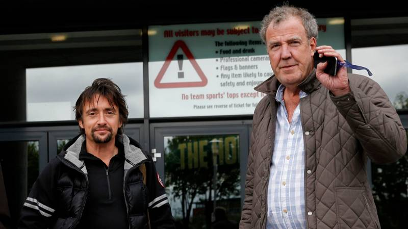 ​Jeremy Clarkson Makes Revelation About Richard Hammond's Memory After Crashes