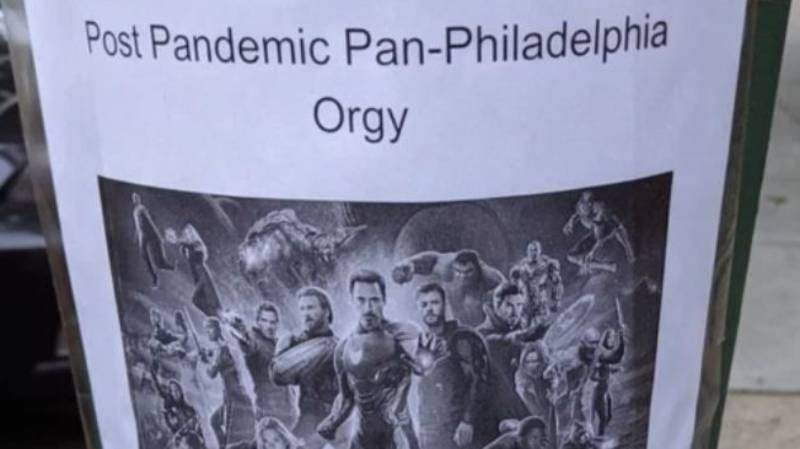 US Couple Are Planning Avengers-Themed Orgy Once Lockdown Is Over