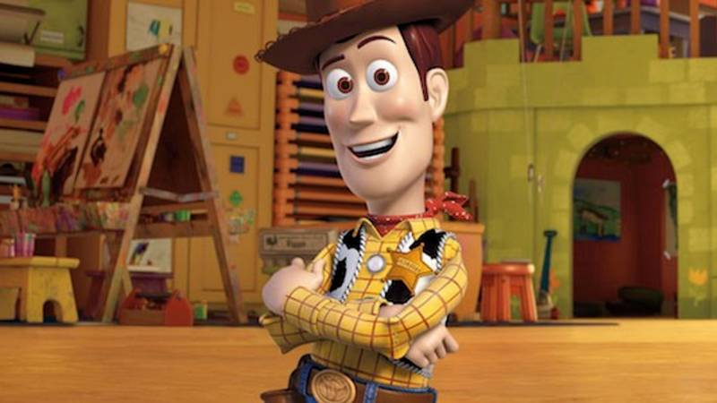 Tom Hanks As 'Woody' Voted Best Animation Voiceover Performance Of All Time