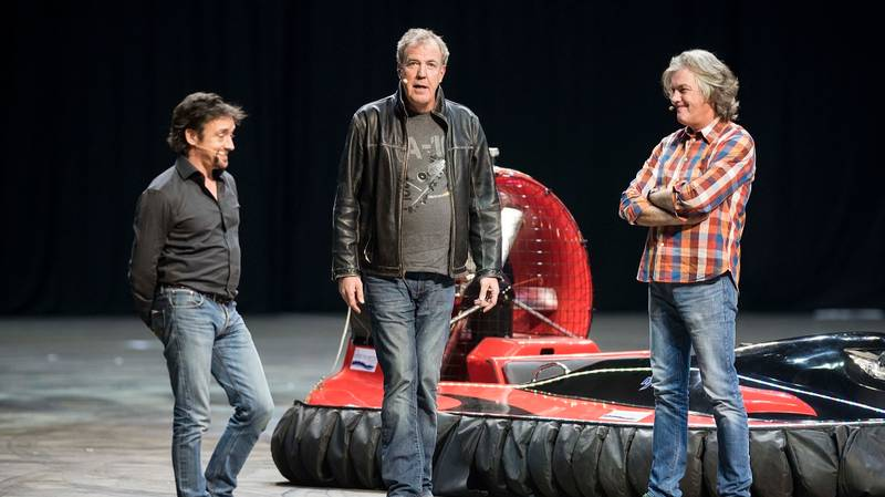 Hammond, May And Clarkson Were Handed Nearly £36m To Make 'Grand Tour'