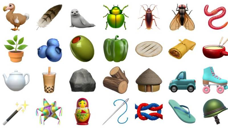 There Are Over 100 New Emojis Being Released On The iPhone Today