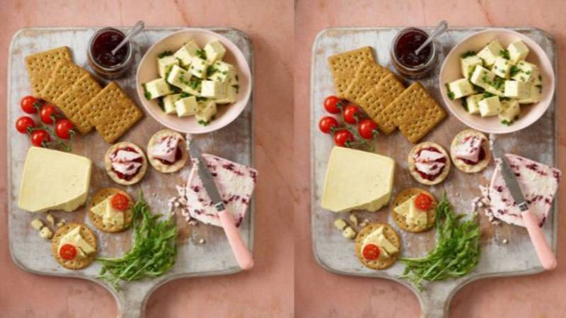 ASDA Are Going To Release A Vegan Cheeseboard This Christmas